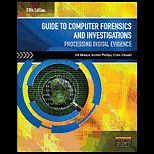 Guide to Computer Forensics and Investigations -Text Only - Bill Nelson - 9781285060200 - 1285060202