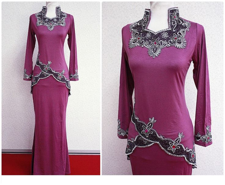 lace kurung - Google Search