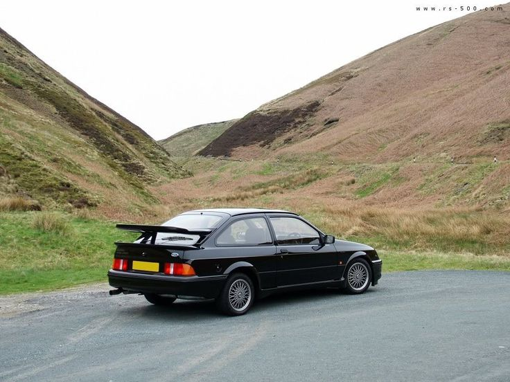 1987 Ford Sierra Cosworth RS500 & 181 best Cars: Ford images on Pinterest   Ford sierra Car and ... markmcfarlin.com