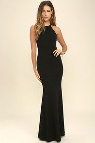 You're going to love what you see when you slip on the Girl in the Mirror Black Beaded Maxi Dress! Stretch knit forms a high, rounded neckline, adorned in shiny black beads, atop a sleeveless, princess seamed bodice. Bodycon fit flares into a mermaid maxi skirt. Hidden back zipper/clasp.