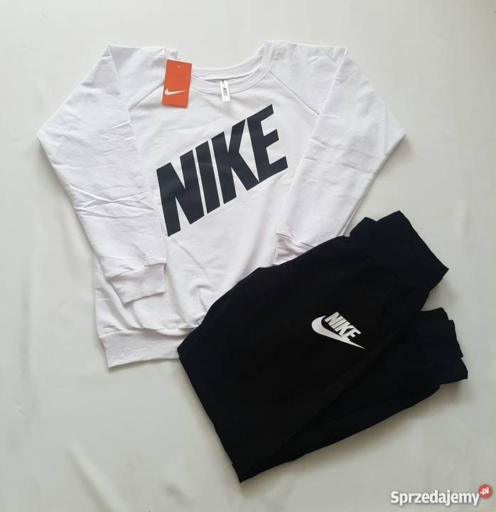 Dresy Damskie Nike Adidas Armani Hurt Teenager Outfits Armani Fashion