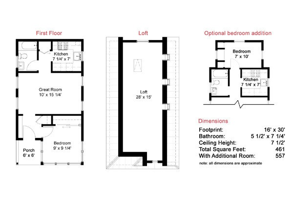 62 best images about tiny house floor plan on pinterest for Whidbey house plan