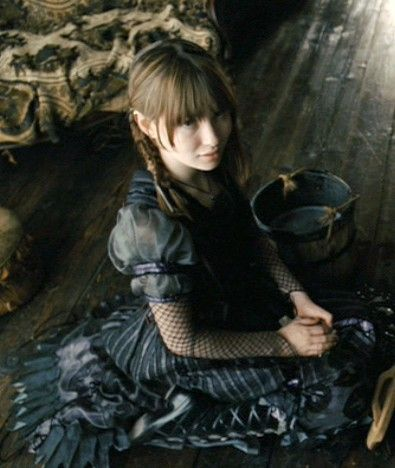 violet bauldlaire from a series of unfortunate events ( movie).
