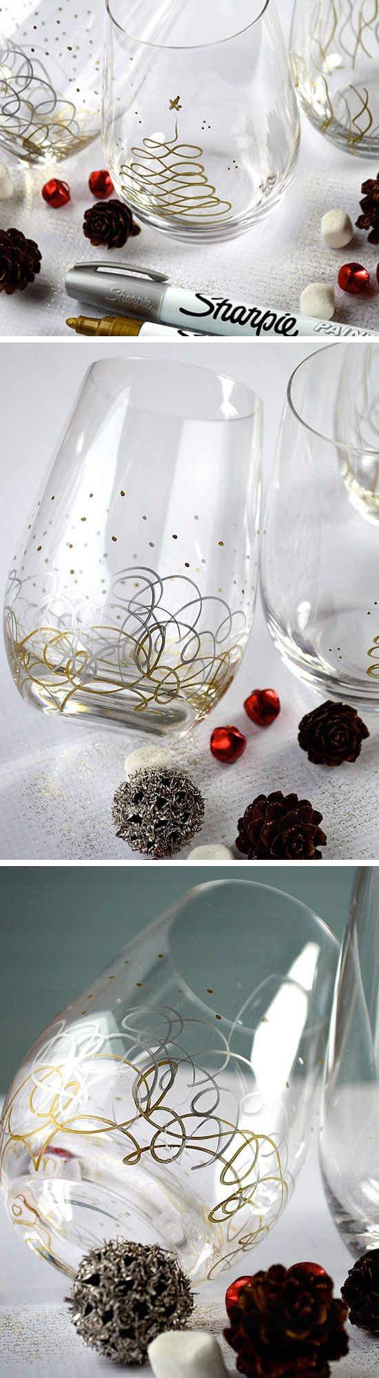 159 best christmas crafts images on pinterest diy for Homemade christmas gifts for friends