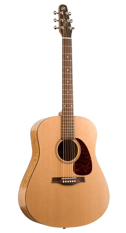 Seagull Guitar S6 Original is the best solid wood spruce top guitar for the price in Canada anyway.