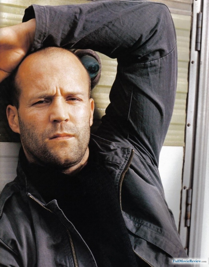 Jason Statham...A#1 Hottie
