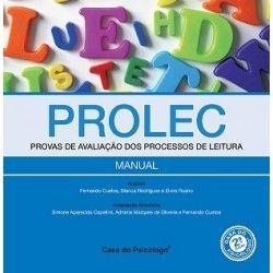 Prolec 2º Ed Prova De Avaliacao Dos Processos De Leitura Kit
