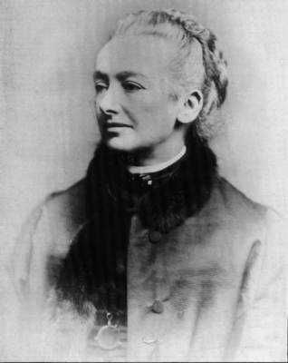 """. Amelia Edwards. As some of you may know, Amelia Edwards was the first female Egyptologist and a first-rate travel writer who lived at the end of the nineteenth century. But before becoming an amazing Egyptologist,, Edwards was first a musician. And then a painter. And then a novelist. And while she was a novelist, Edwards wrote a whole slew of short ghost stories and mysteries, the most famous of which is """"The Phantom Coach""""."""