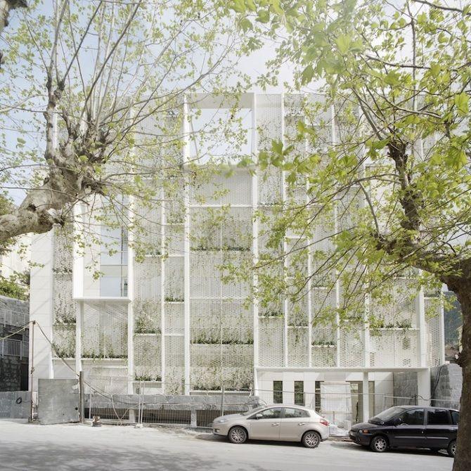 77 best Office Facade images on Pinterest Contemporary - calcul surface facade maison
