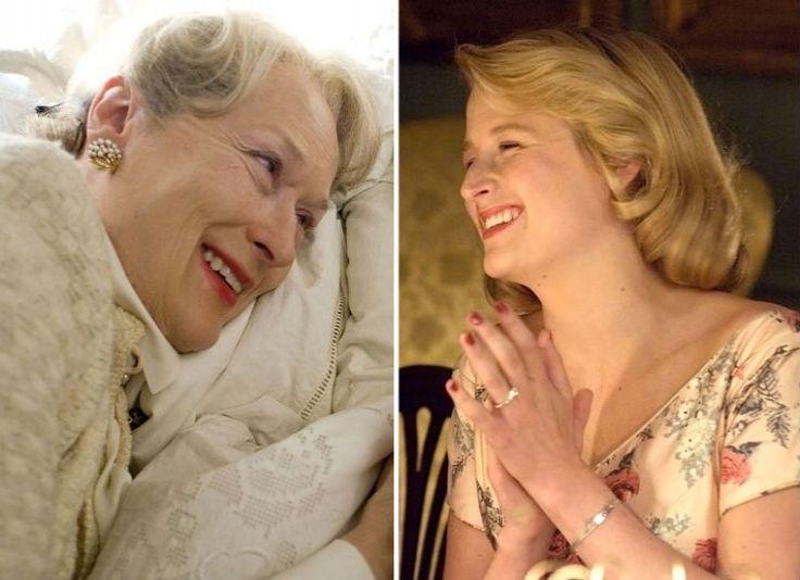 Meryl Streep and Mamie Gummer