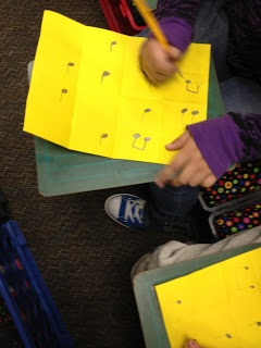 MelodySoup blog: Composing Rhythms in 2nd grade