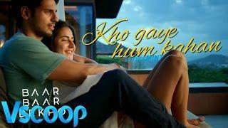 Baar Baar Dekho | 'Dariya' Video Song | Sidharth Malhotra, Katrina Kaif…