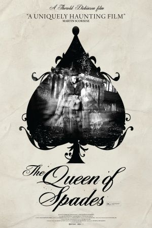 Poster for the 1949 film, The Queen of Spades