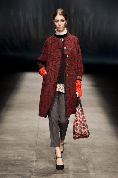 Sfilata Malìparmi Milano - Collezioni Autunno Inverno 2014-15 - Vogue