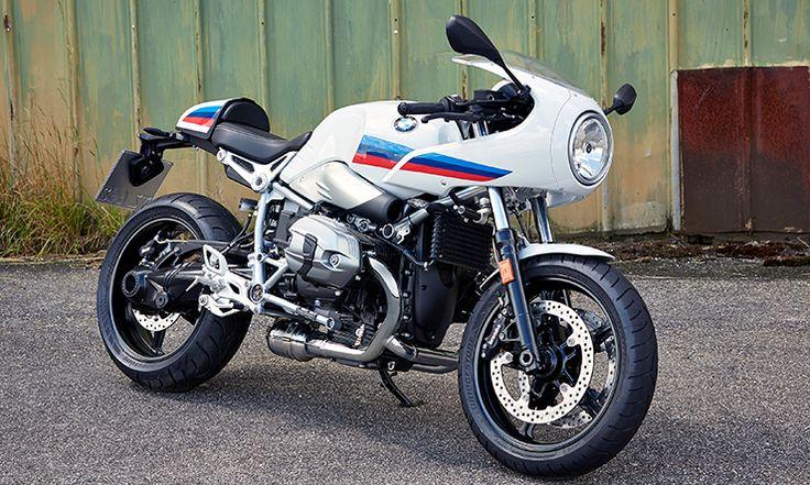 A Nova BMW R NineT Racer (Video)