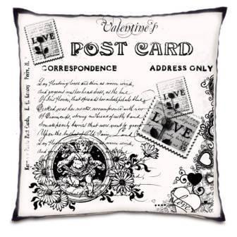 Vintage French Valentine's Day Postcards