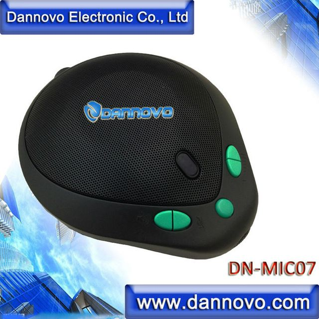 DANNOVO MiNi USB Omni-directional Speakerphone, 360 degree Pickup, Plug and Play,for Windows,MAC,Skype,Lync US $119.00 /piece To Buy Or See Another Product Click On This Link  http://goo.gl/EuGwiH