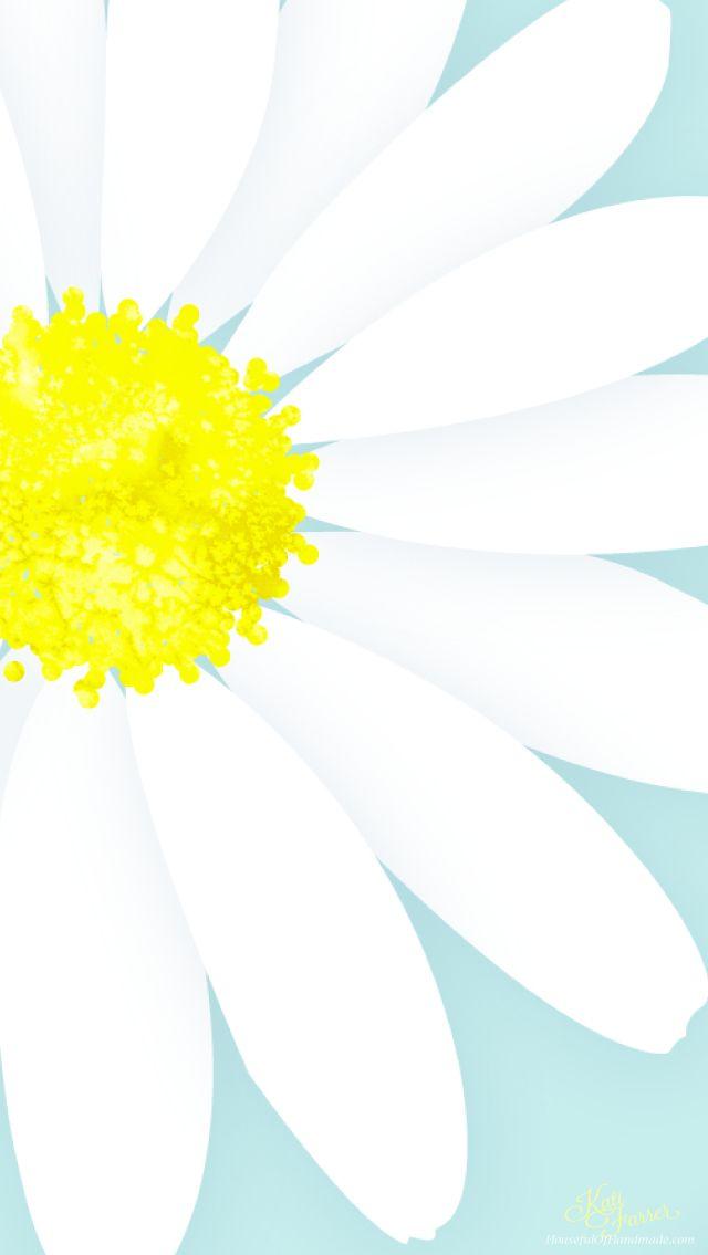 Daisy ~ wallpaper/lock screen/ background