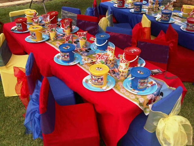 7 best Mickey mouse Birthday party ideas images on Pinterest