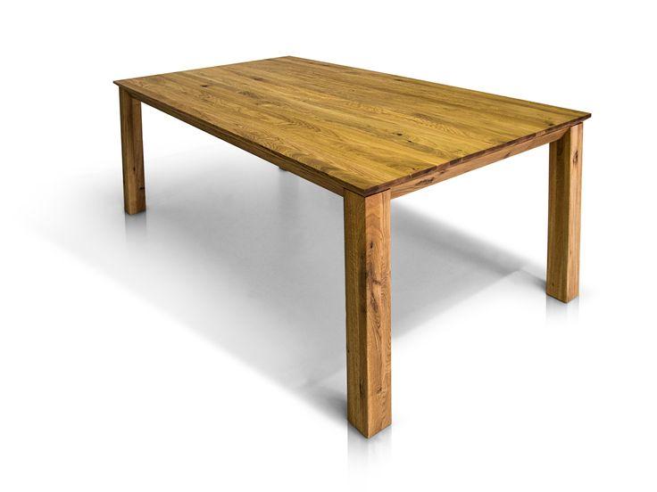 tisch eiche - Google-Suche Tisch Pinterest Esstisch akazie - wohnzimmertisch eiche rustikal