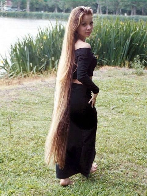 Groovy 218 Best Images About Magnificent Super Long Hair On Pinterest Short Hairstyles For Black Women Fulllsitofus