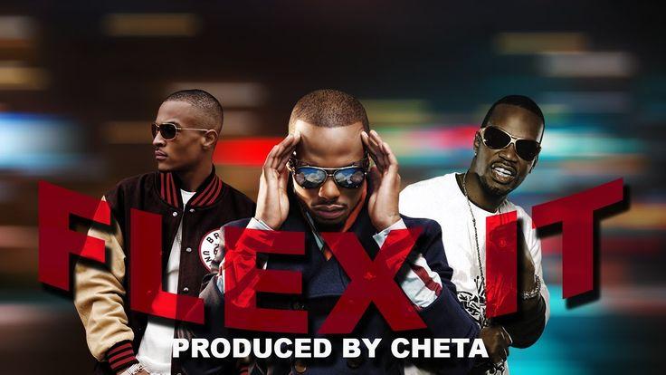 "Juicy J type beat ""Flex It"" (Prod. by Cheta)"