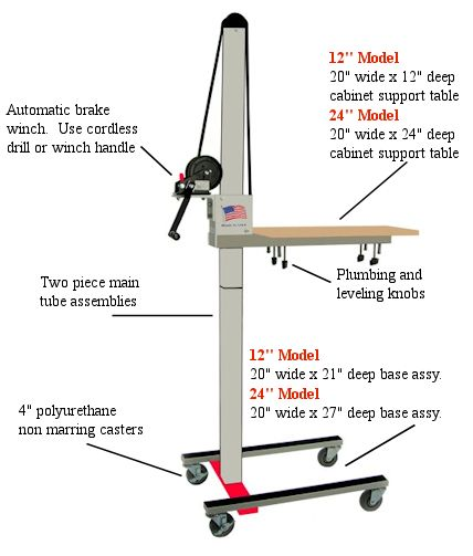 Homemade Lift Lever For Gate : Images about lift hoist on pinterest jack o