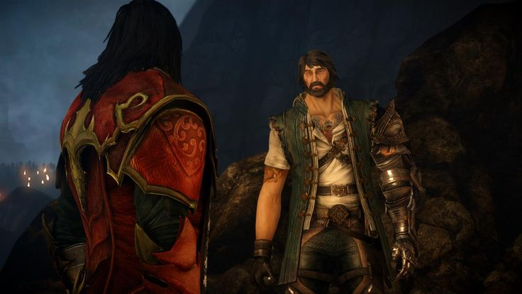 New trailer Unveils The Cast of Castlevania: Lords of Shadow 2