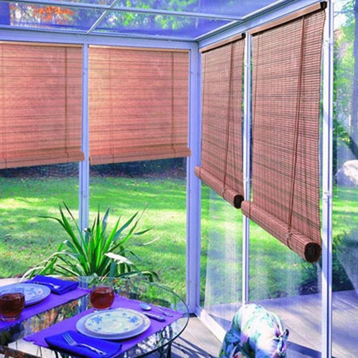 25+ Best Ideas About Bamboo Blinds On Pinterest