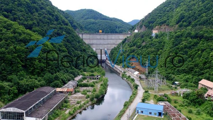 Barajul Tarnita  Filmari cu drone oriunde in Romania. http://www.aerialview.ro
