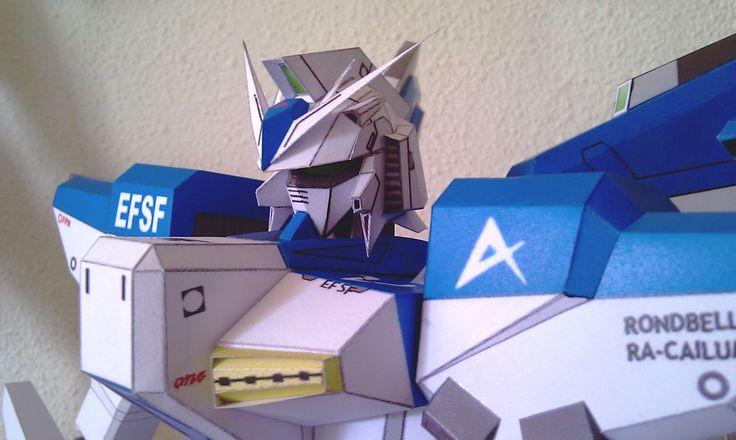 Gundam RX-93-2 Hi-Nu V2 - g by Destro2k on DeviantArt