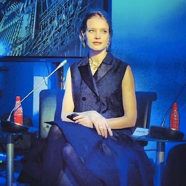 #nataliavodianova #davos #wef #wef2014