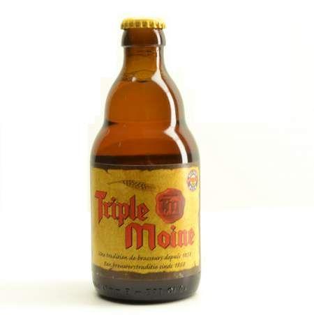Triple Moine #belgianbeer #beer #triple