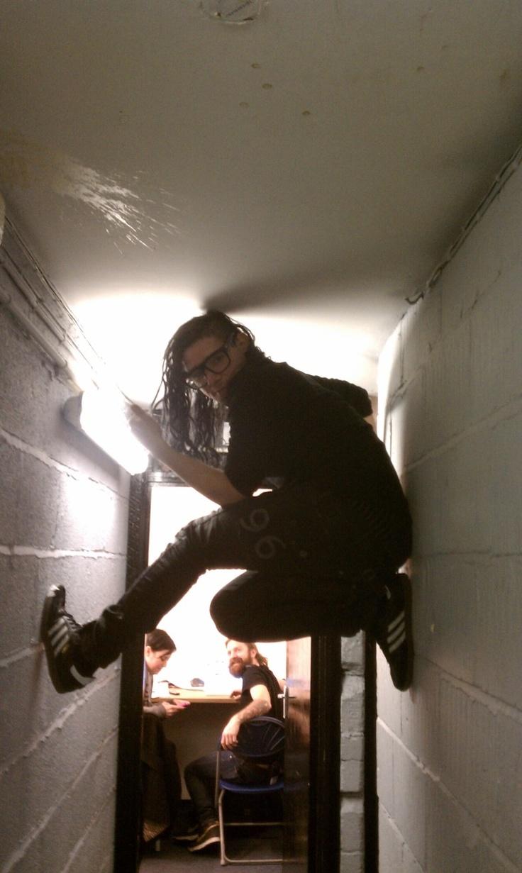 Skrillex es Hombre Araña.