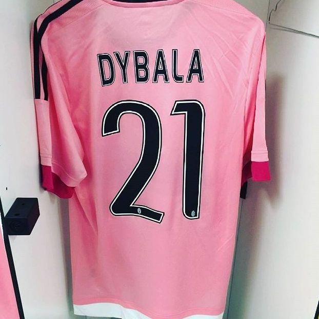 21 Paulo #Dybala #Juventus