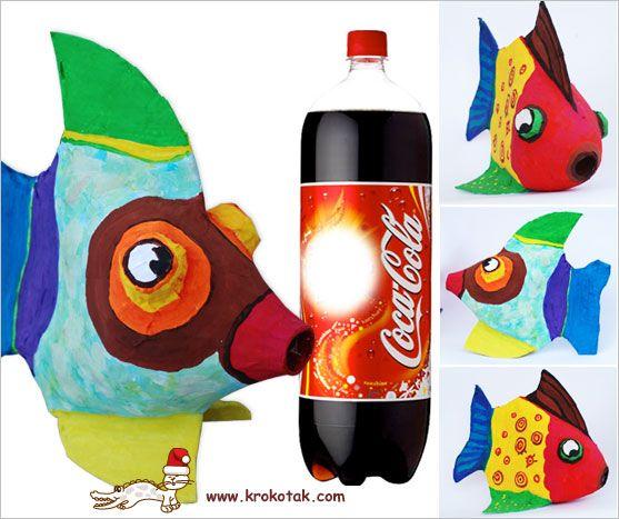 http://krokotak.com/2012/04/ribki-ot-butilka-coca-cola-za-nikulden/