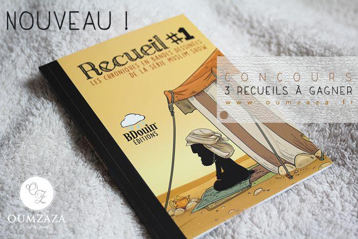 {3 recueils à gagner} Recueil