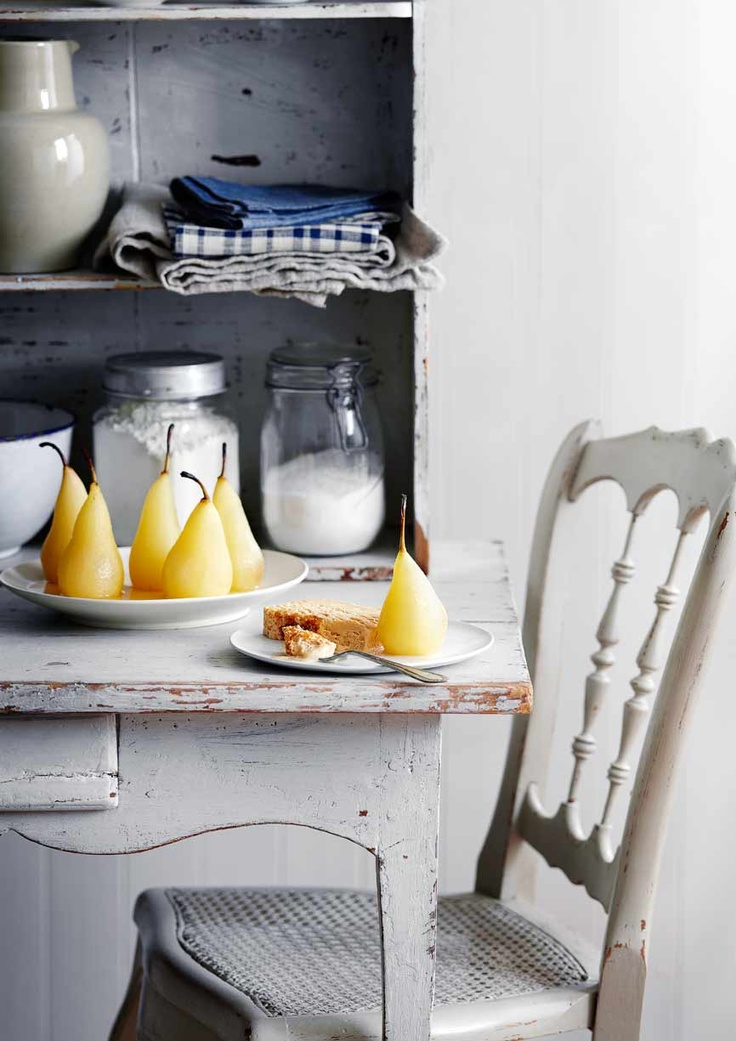 poached pears - gareth morgans photographer