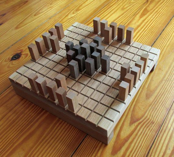 Tafl King's Table Game Hnefatafl Board Viking by LastingWoods, $52.00