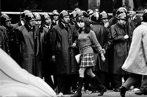 Paris, May 68