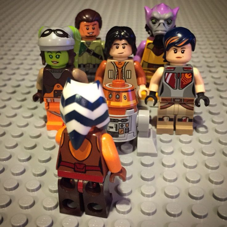 lego star wars rebels meet ahsoka star wars pinterest