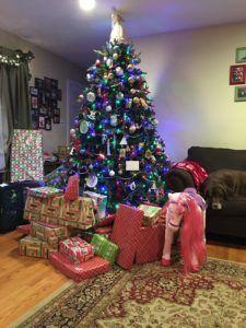 Christmas Wishes- 5 Gift Challenge