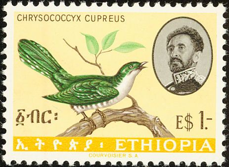 Diederik Cuckoo stamps - mainly images - gallery format