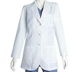 Barco Missy White Lab Coat - Lab Coats & Whites - Marcus Uniforms