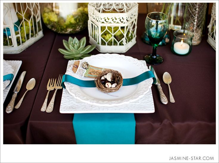 Snap Blue And Brown Wedding Theme Choice Image Wedding Decoration