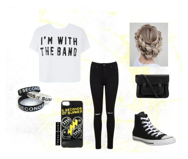 """""""5 Seconds of Summer Concert Outfit"""" by trendy-nerd on Polyvore"""