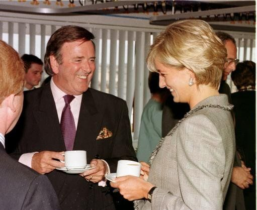 Terry Wogan In Pictures