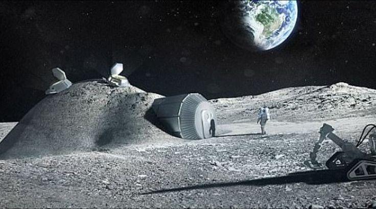 NASA: Βρέθηκαν υπολείμματα λάβας στο φεγγάρι - Σενάριο για ύπαρξη νερού
