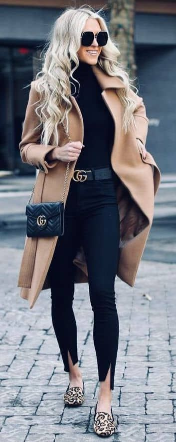 45 Lovely Winter Outfits to Own Now Vol. 2 / 51 #Winter #Outfits