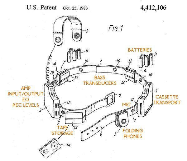 Quicksilver Stereobelt Ref